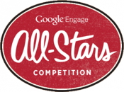 Google Engage All-Stars Competition Logo