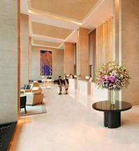 Trident Hyderabad - Lobby