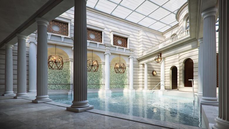 Gainsborough Bath Spa U.K.