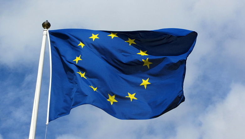 European flag - Wikimedia Commons - MPD01605
