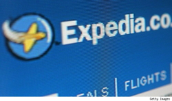 Partial Screenshot Expedia.com