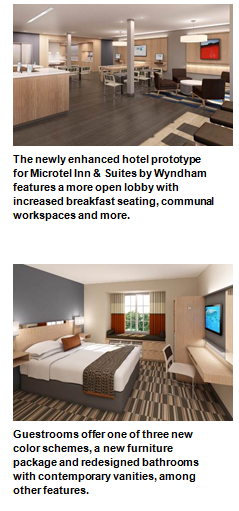 Microtel Inn & Suites by Wyndham Unveils Enhanced Hotel Prototype