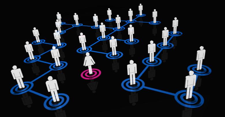 Network - A Man's World