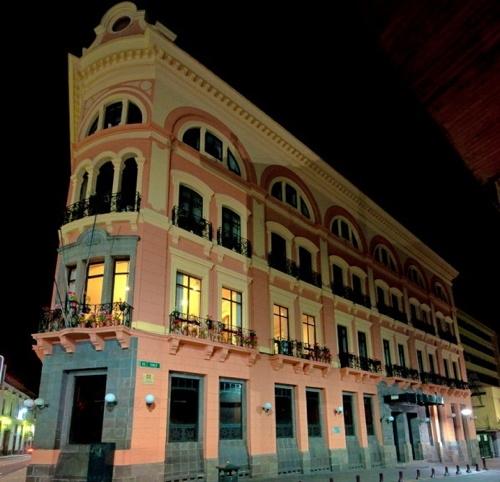Casa Pérez Pallares - Quito, Equador
