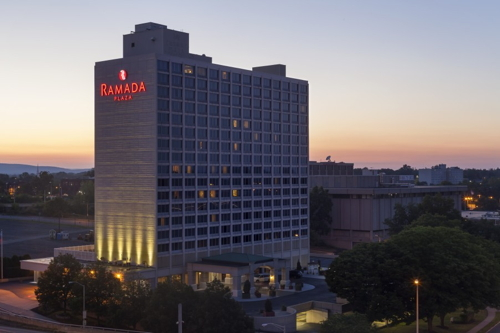 Ramada Plaza Hartford Downtown