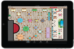 screenshot - Table iQ™, the Table Management solution for the iPad®, developed by ReServe Interactive