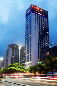 Marina Palace Hotel in Rio de Janeiro