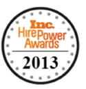 2013 Inc. Hire Power Awards Logo