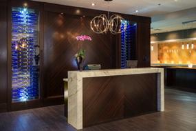 Lobby Hilton Tampa Downtown
