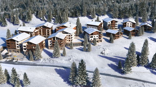 "New concept ""Catered Lodge"" - private Alpine Lodge in Lenzerheide in Switzerland opened for the winter season 2013/2014"