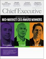 Chief Executive Magazine Cover
