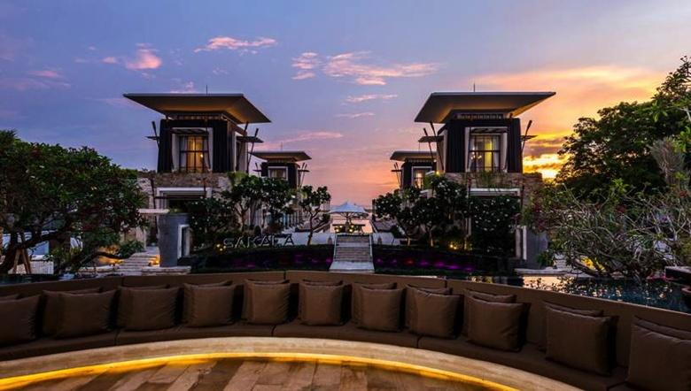 Chedi Sakala Hotel in Bali