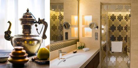 Bathroom at Shangri-La Hotel Lhasa