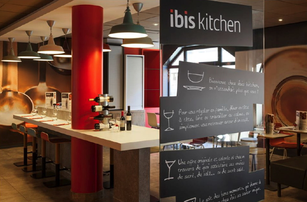 Image of the ibis Kitchen Concept