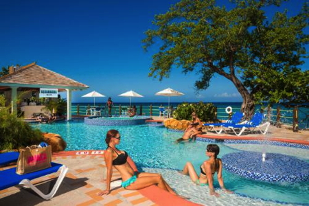 Jewel Paradise Cove Beach Resort Spa In Runaway Bay Jamaica