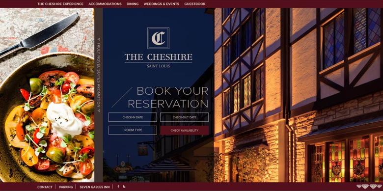 Screenshot The Cheshire St. Louis