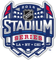 Logo - NHL Stadium Series 2014