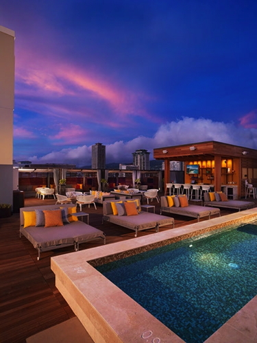Hokulani Waikiki by Hilton Grand Vacations Club Na Lani Sky Lounge