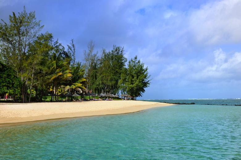 Outrigger Mauritius Resort and Spa - Beach