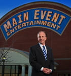 Main Event Entertainment CEO Charlie Keegan