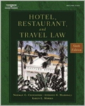 Book cover - Hotel, Restaurant and Travel Law
