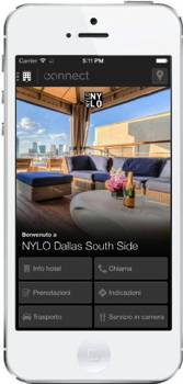 Nylo Hotels Mobile App - Italian