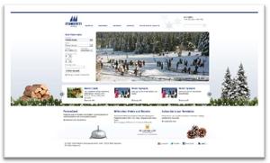 Screenshot - Maritim Hotel Group website
