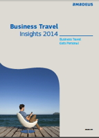 Report Cover - Amadeus Business Travel Insights: Business travel gets personal