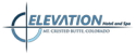 Elevation Hotel and Spa - Logo