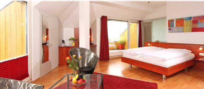 Sorell Hotel Guest Room