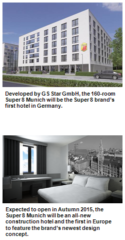 Super 8 hotels Germany