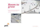 Cover page from report: Room to Grow: European Cities Hotel Forecast 2014 and 2015