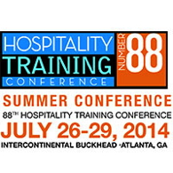 Advertisement for CHART's 88th Hospitality Training Conference