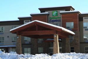 Holiday Inn Express Golden-Kicking Horse