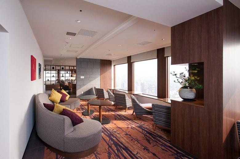 ANA Holiday Inn Kanazawa Sky - Lobby Lounge