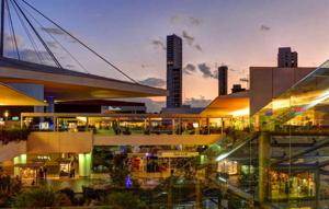 Andares Shopping Mall Guadalajara Mexico