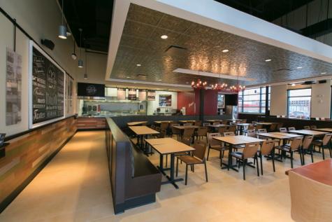 Venti Tre Modern Italian Restaurant in Baltimore
