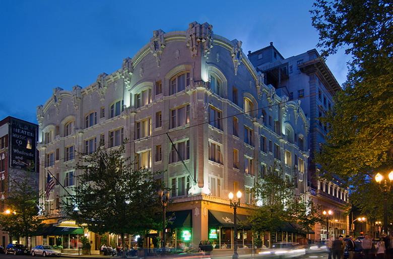 Portland S Governor Hotel Rebranded As Sentinel