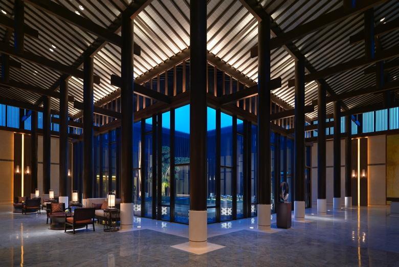 Hyatt Regency Chongming - Lobby