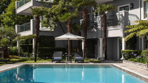 Four Seasons Hotel The Westcliff Johannesburg