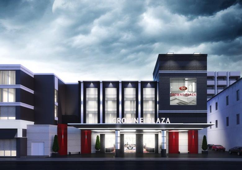 Rendering Crowne Plaza Kitchener-Waterloo