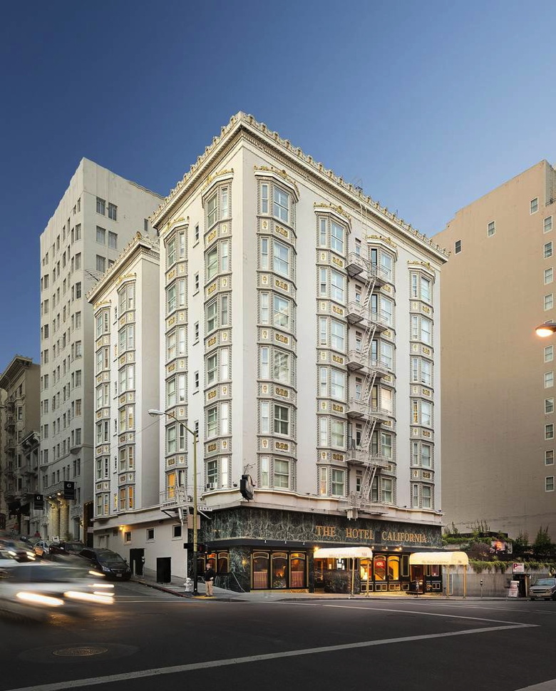 Hotel California in San Francisco