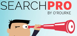 Advertisement for SearchPRO