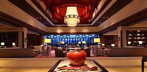 Shangri-La Hotel Lhasa Lobby