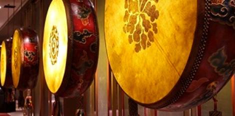 Shangri-La Hotel Lhasa Wall Decorations