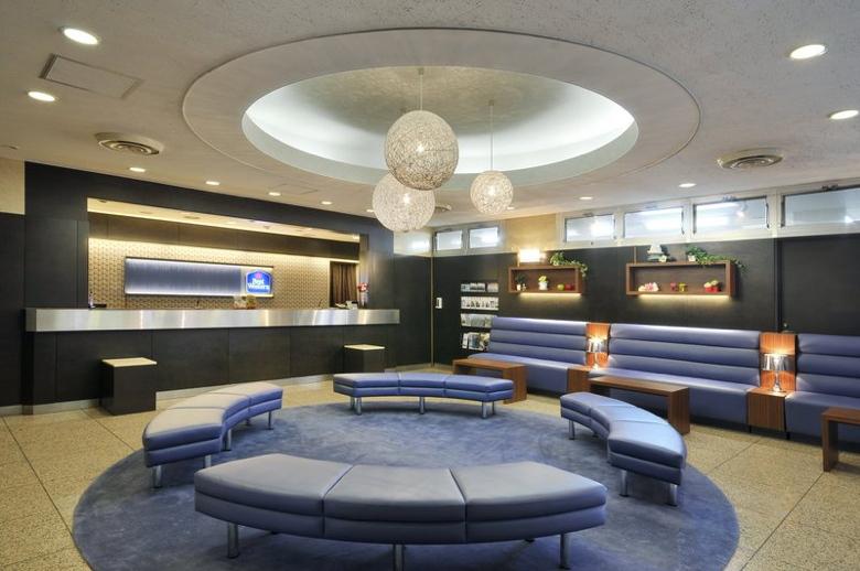 Best Western Tokyo Nishikasai lobby
