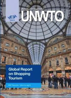 Cover from Global Report on Shopping Tourism