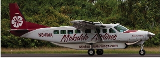 Mokulele Airlines aircraft