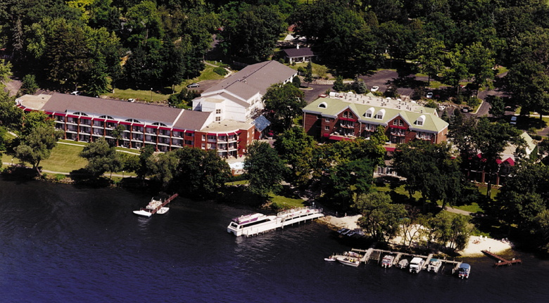 Heidel House Resort & Spa in Green Lake, Wis.