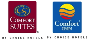 Comfort Suites and Comfort Inn Logos